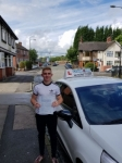 Callum Pugh passed with Craig Polles Driver Training