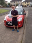 Callum Slezak passed with Craig Polles Driver Training