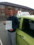 Callum passed with Craig Polles Driver Training