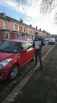Cameron Gallimore passed with Craig Polles Driver Training