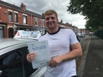 Cameron passed with Craig Polles Driver Training