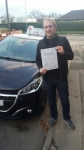 Carl Myatt passed with Craig Polles Driver Training