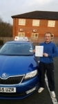 Carl Tong passed with Craig Polles Driver Training