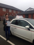 Caroline Layzell passed with Craig Polles Driver Training