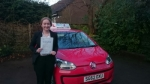 Carys Hyatt passed with Craig Polles Driver Training
