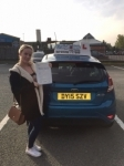 Charl Griffiths passed with Craig Polles Driver Training