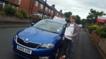 Charley Ball passed with Craig Polles Driver Training