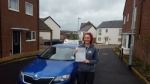 Charlie Awde passed with Craig Polles Driver Training