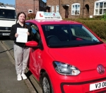 Charlie Leigh passed with Craig Polles Driver Training