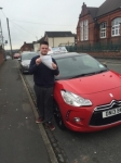 Charlie Merriman passed with Craig Polles Driver Training