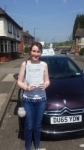 Charlotte Birks passed with Craig Polles Driver Training