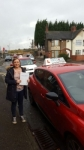 Charlotte Hughes passed with Craig Polles Driver Training