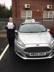 Charlotte Pegg passed with Craig Polles Driver Training