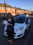 Charlotte passed with Craig Polles Driver Training