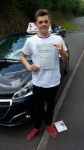 Charlton Harding passed with Craig Polles Driver Training