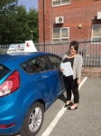 Chelsea Downing passed with Craig Polles Driver Training