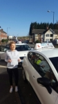 Chelsea Rose passed with Craig Polles Driver Training
