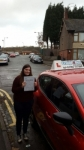 Chloe Briggs passed with Craig Polles Driver Training