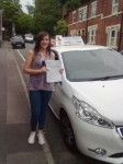 Chloe Kelley passed with Craig Polles Driver Training