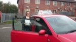 Chloe Mellor passed with Craig Polles Driver Training