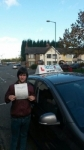 Chris Mason passed with Craig Polles Driver Training