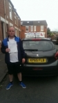 Chris Mitchell passed with Craig Polles Driver Training