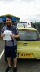 Chris Reale passed with Craig Polles Driver Training