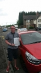 Chris Walton passed with Craig Polles Driver Training