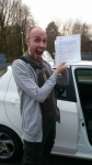 Christopher Banks passed with Craig Polles Driver Training