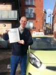 Christopher Guest passed with Craig Polles Driver Training