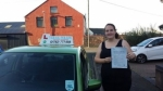 Claire Churchill passed with Craig Polles Driver Training