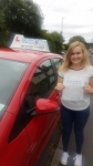 Claire Moss passed with Craig Polles Driver Training