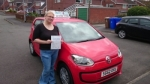 Claire Taylor passed with Craig Polles Driver Training