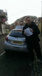 Clint Hall passed with Craig Polles Driver Training