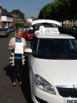 Colleen passed with Craig Polles Driver Training