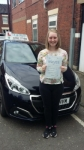Collette Watkin passed with Craig Polles Driver Training