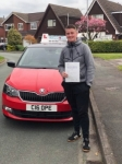 Connah Mclean passed with Craig Polles Driver Training