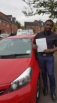 Connor Henry-Blake passed with Craig Polles Driver Training