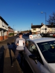 Connor Riley passed with Craig Polles Driver Training