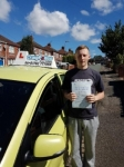 Corey Nelson passed with Craig Polles Driver Training