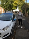 Courtney Letham passed with Craig Polles Driver Training