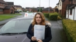 Courtney Love passed with Craig Polles Driver Training