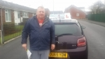 Craig Leech passed with Craig Polles Driver Training