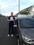 Curtis Lawton passed with Craig Polles Driver Training