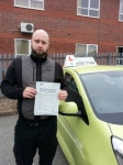 Dan passed with Craig Polles Driver Training