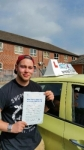 Dan Bailey passed with Craig Polles Driver Training