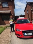 Dan Harrison passed with Craig Polles Driver Training