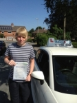 Dan Wilcox passed with Craig Polles Driver Training