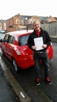Daniel Brough passed with Craig Polles Driver Training