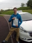 Daniel Brown passed with Craig Polles Driver Training
